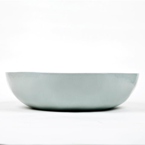 Quail's Egg Large Pale Blue Ceramic Bowl Homeware- a-fly-went-by.myshopify.com