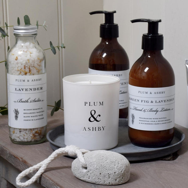 Wild Fig & Saffron Hand and Body Lotion