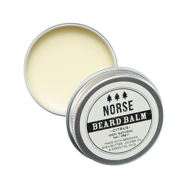 Citrus Beard Balm by Norse Lifestyle - A Fly Went By