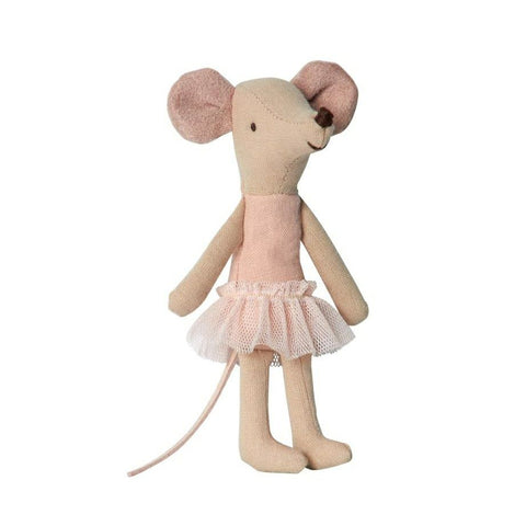 Maileg Big Sister Ballerina Mouse Children- a-fly-went-by.myshopify.com