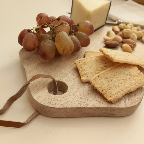 Sustainable Handmade Abeba Chopping Board