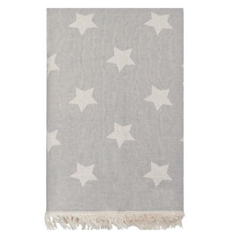 Ailera Gorgeous Fleecy Throw Blanket With Stars