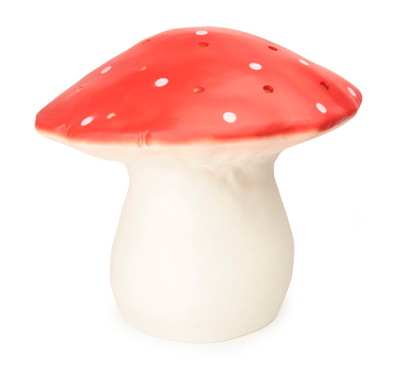 Heico Large Toadstool Night Light Lamp Homeware- a-fly-went-by.myshopify.com
