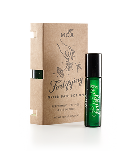 MOA - Fortifying Bath Potion Shot - 10ml by Magic Organic Apothecary - A Fly Went By