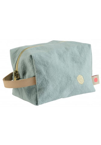 Medium Cube Waterproof Lined Toiletry Bag by La Cerise Sur Le Gateau - A Fly Went By