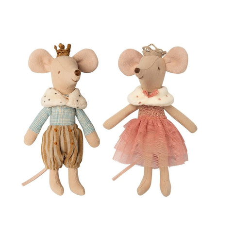 Prince and Princess Mouse