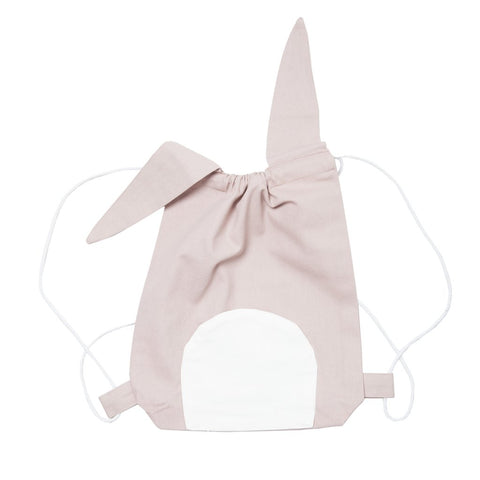 Fabelab Cute Bunny String Bag Children- a-fly-went-by.myshopify.com