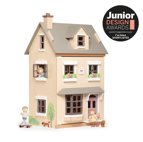 Foxtail Villa Doll's House by Tender Leaf Toys - A Fly Went By