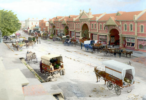 EastEnd Markets Adelaide 1905-Colour