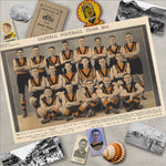 Glenelg Football Club - Footy Photo Tile - 300 mm x 300 mm