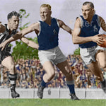 Sporting Photos Colourised