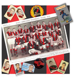 West Adelaide Football Club:   300 mm x 300 mm - Footy Photo Tile