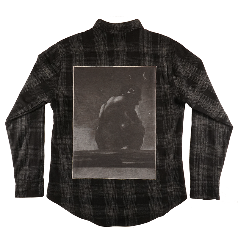Colossus Patched Flannel