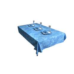 NIMSAY HOME BIRD COTTON FABRIC TABLE CLOTH PAIRED WITH NAPKINS AND TABLE MAT