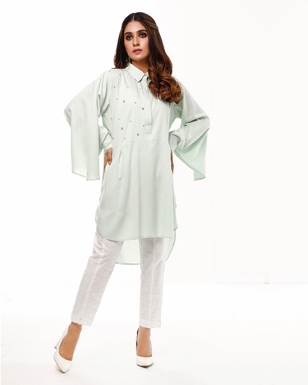 Linen (Npa1-19238) Top Only