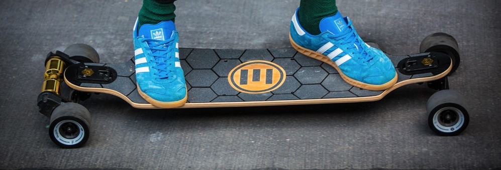 Accessories for electric skateboards