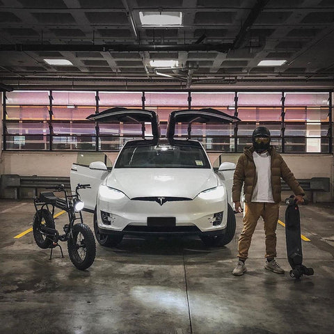 Electric vehicle options for now