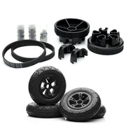 Skateboard 7 inch kit with gears by evolve