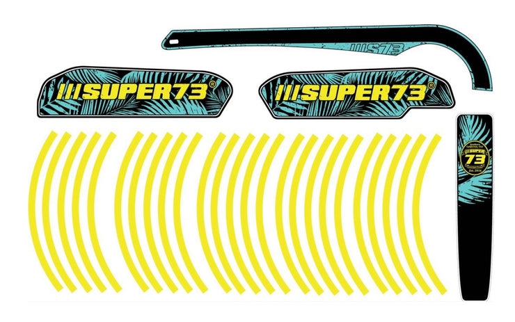 Super73 Decal Kits for SG1