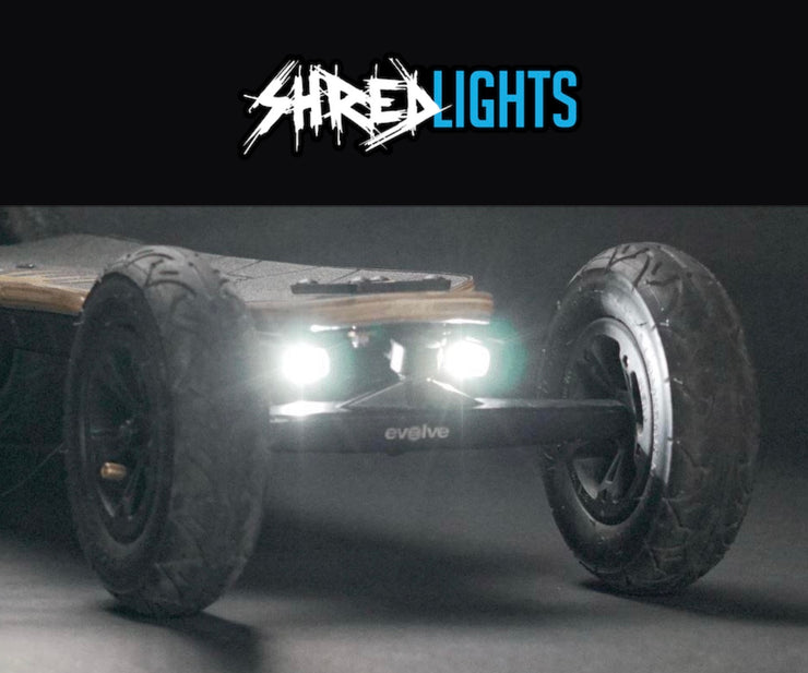 Shred Lights SL200 Front