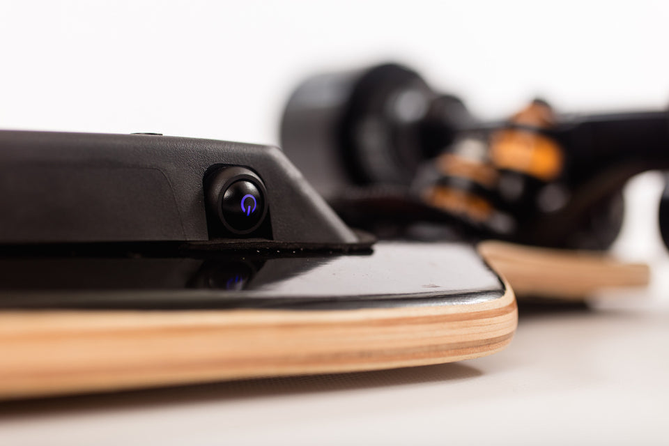 GT Bamboo Electric Skateboard – Evolve