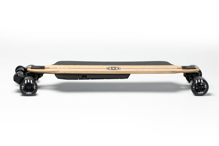 GTR Bamboo Electric Skateboard Street