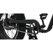 Black Replacement chain guard for Super73 bikes