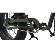 Replacement Green chain guard for Super73 bike