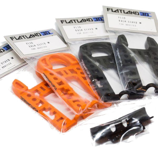 Flatland bash Guard black and orange