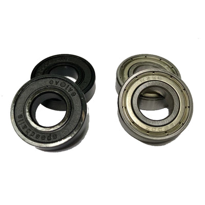 Gear bearings for wheel pullies for electric skateboard by evolve