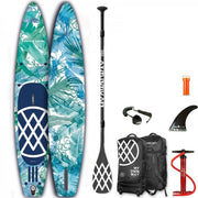 Full kit of Lara Costafreda 12'6 board
