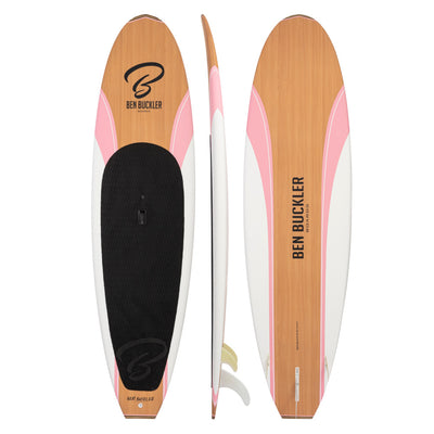 Toes Nose II Pink Paddle Board