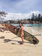"Quyen Dinh 10'6"" - Inflatable Paddle Board Package"