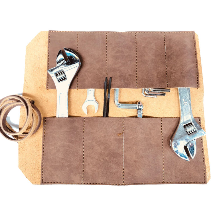 Tool Kit Roll by Ben Buckler Boards