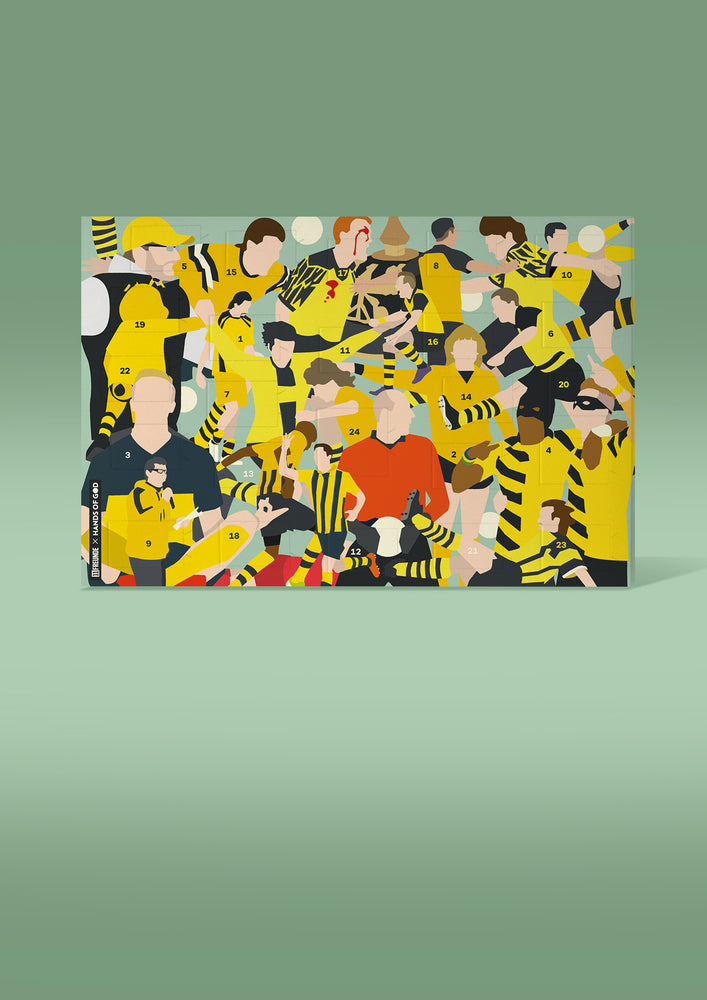 Dortmund Clash Advent Calendar