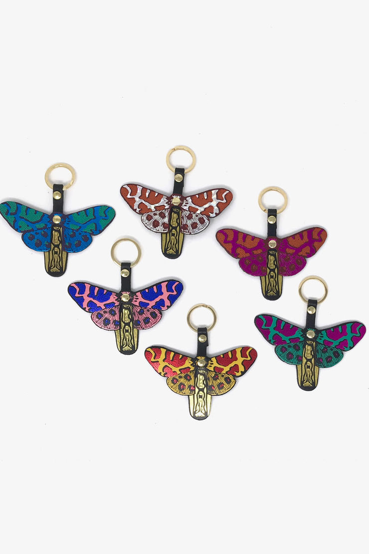 Ark Design Butterfly Keyrings