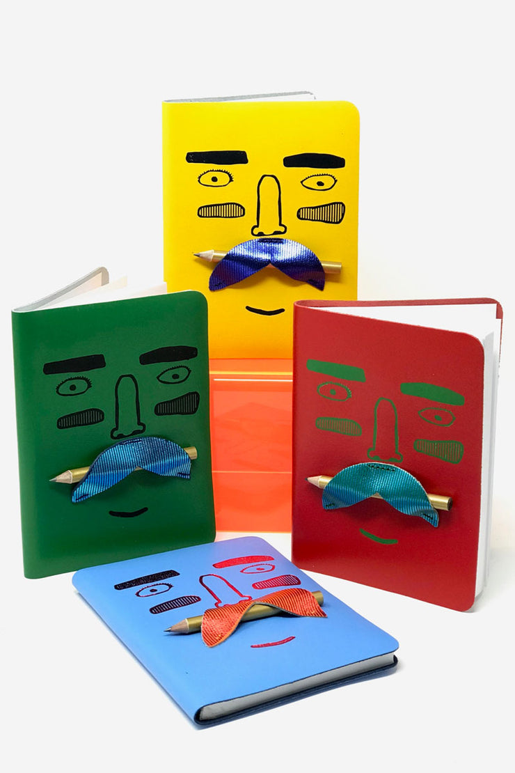 Colourful Note Books from Ark Design