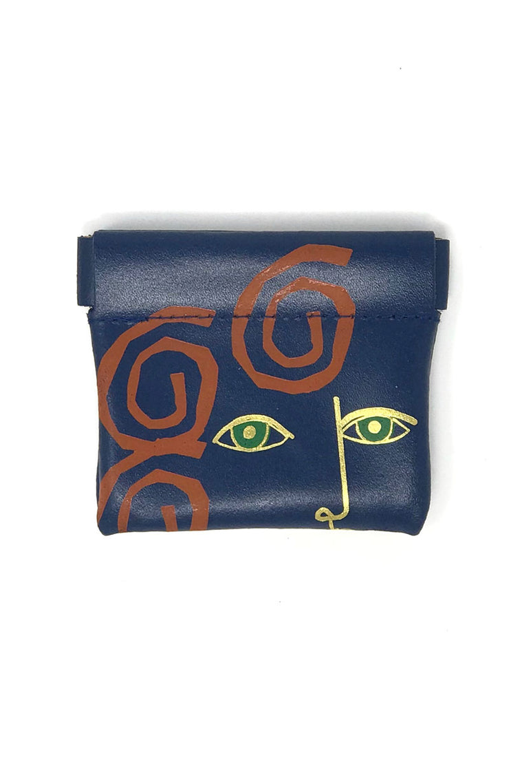 Ark Colour Design Portrait Snap Purse