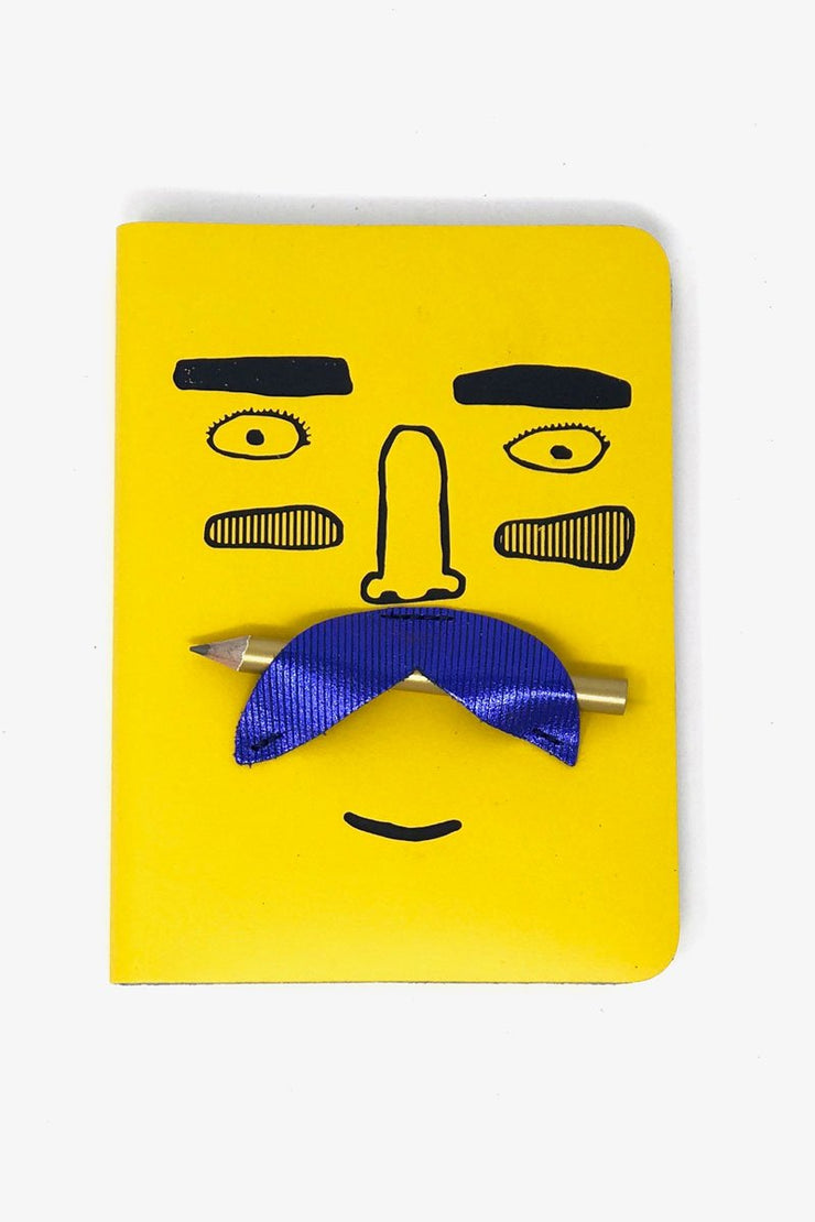 Ark Colour Design Mr Moustachio Journal