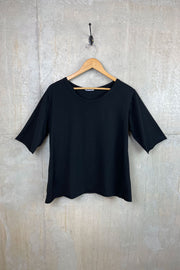 Basic Black Womens Tee