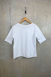 Belle Basic Cotton Tee