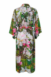 Blossoming Long Robe