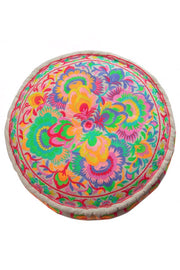 Bombay Duck Carnival Pouffe Cushion