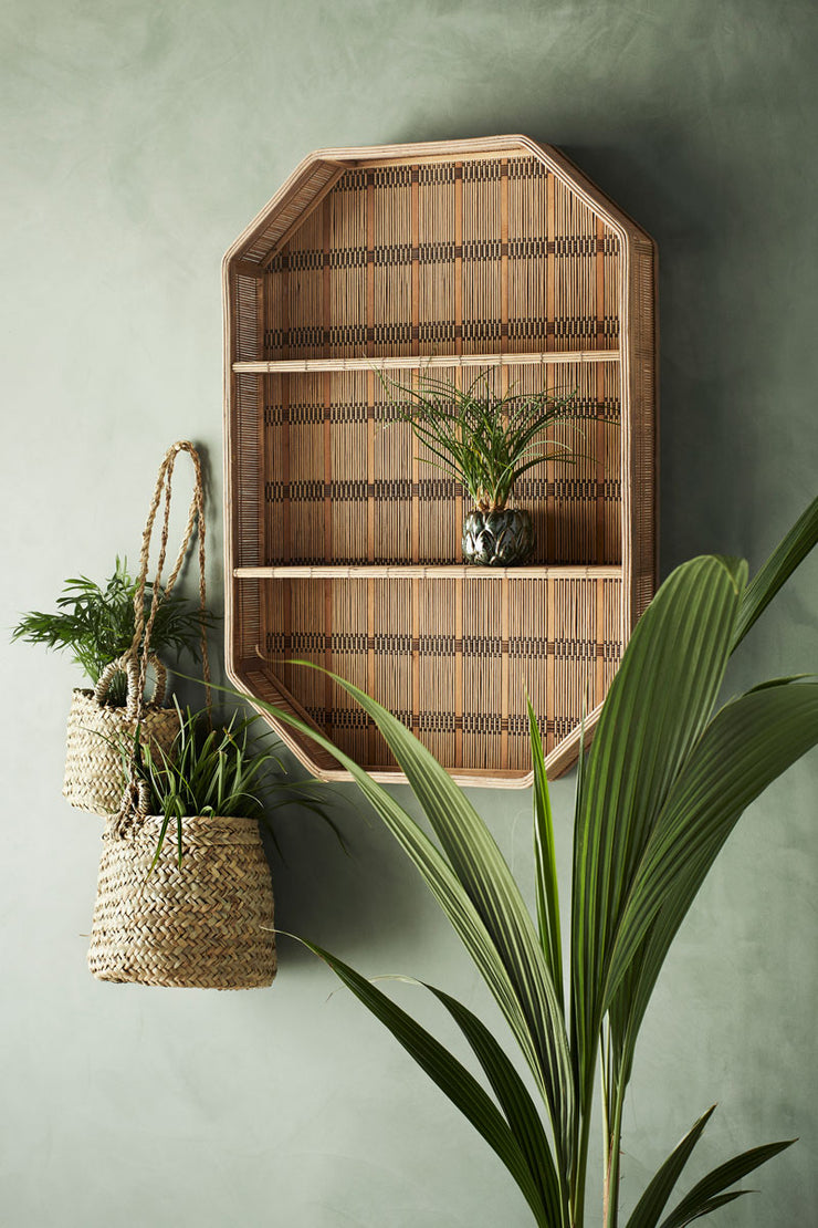 Large Bamboo Shelf Madam Stoltz