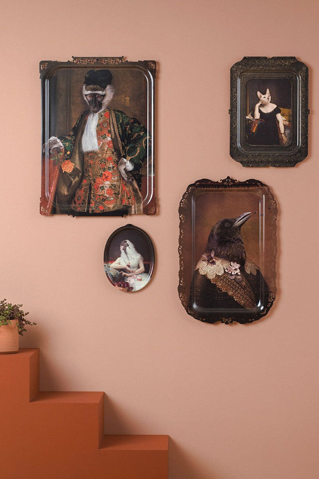 iBride Portrait Wall Trays