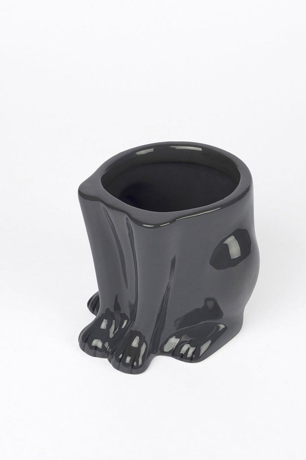 DOIY Design Panther Plant Pot