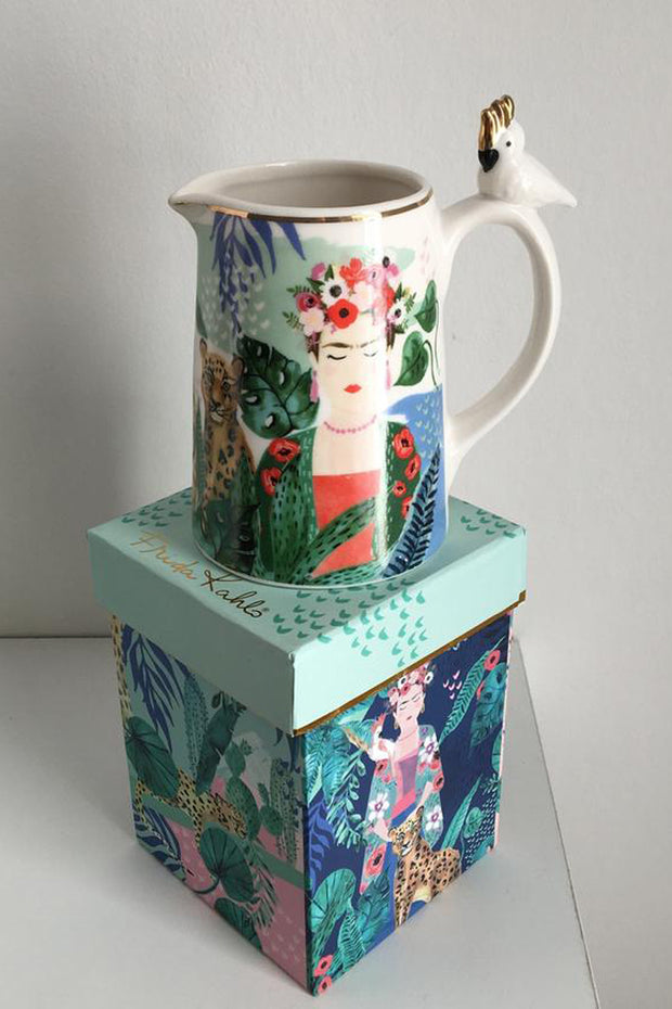 Frida Jug and Gift Box