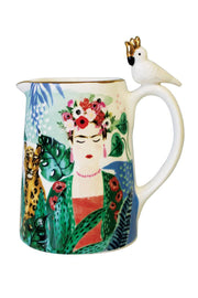 Frida Tropical Jug