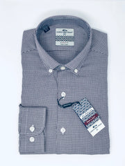 The Zane Burgundy Shirt
