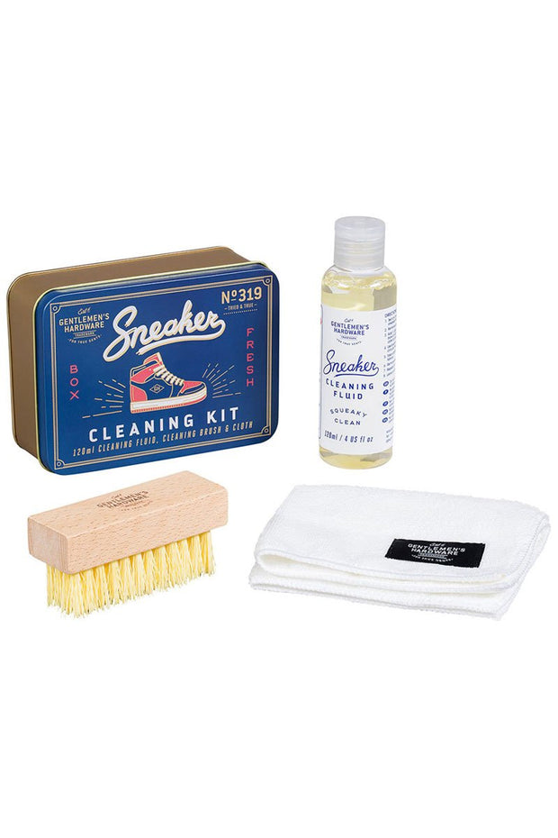 Gentlemens Hardware Sneaker Cleaning Kit